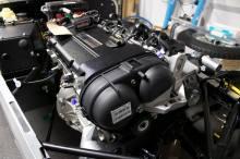 Caterham Academy engine