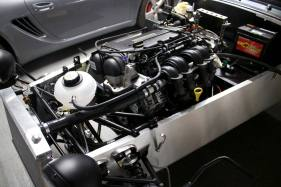 Caterham Academy 2017 Engine In
