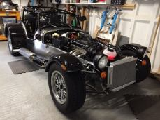 Caterham Academy 2017 build complete