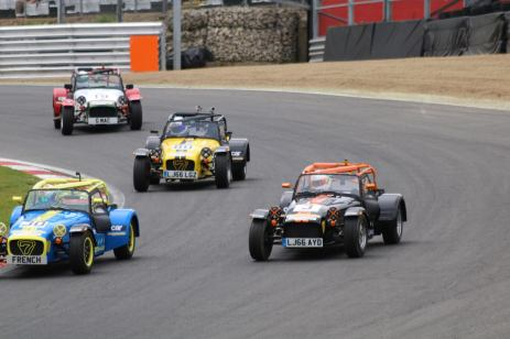 Caterham Academy Brands Hatch 2017