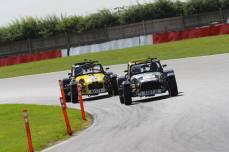 Caterham Academy Snetterton 2017