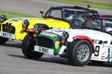 Caterham Academy Rockingham 2017
