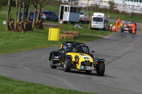 Caterham Academy Aintree 2017