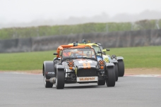 Caterham Roadsport 2018 Snetterton