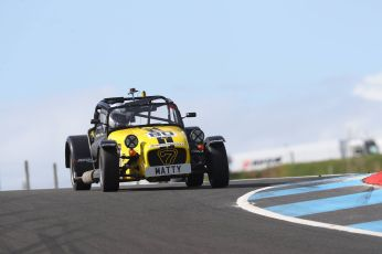 Caterham Roadsport Knockhill Quali a