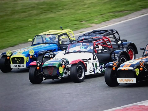 Caterham Roadsport 2018 Brands Hatch