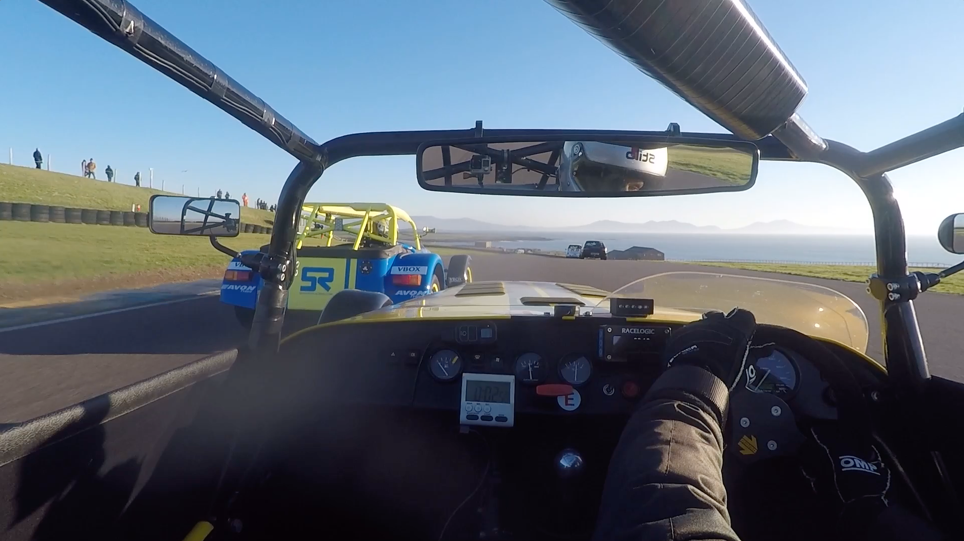 Anglesey Race 2 battle
