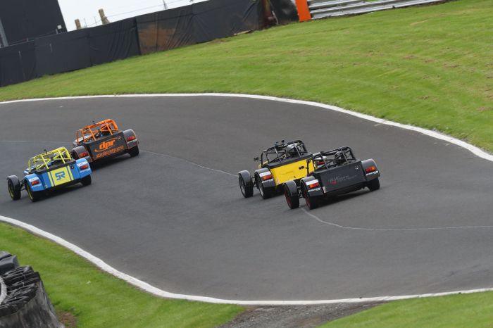 Caterham 270R 2019 Oulton Park - race2-d
